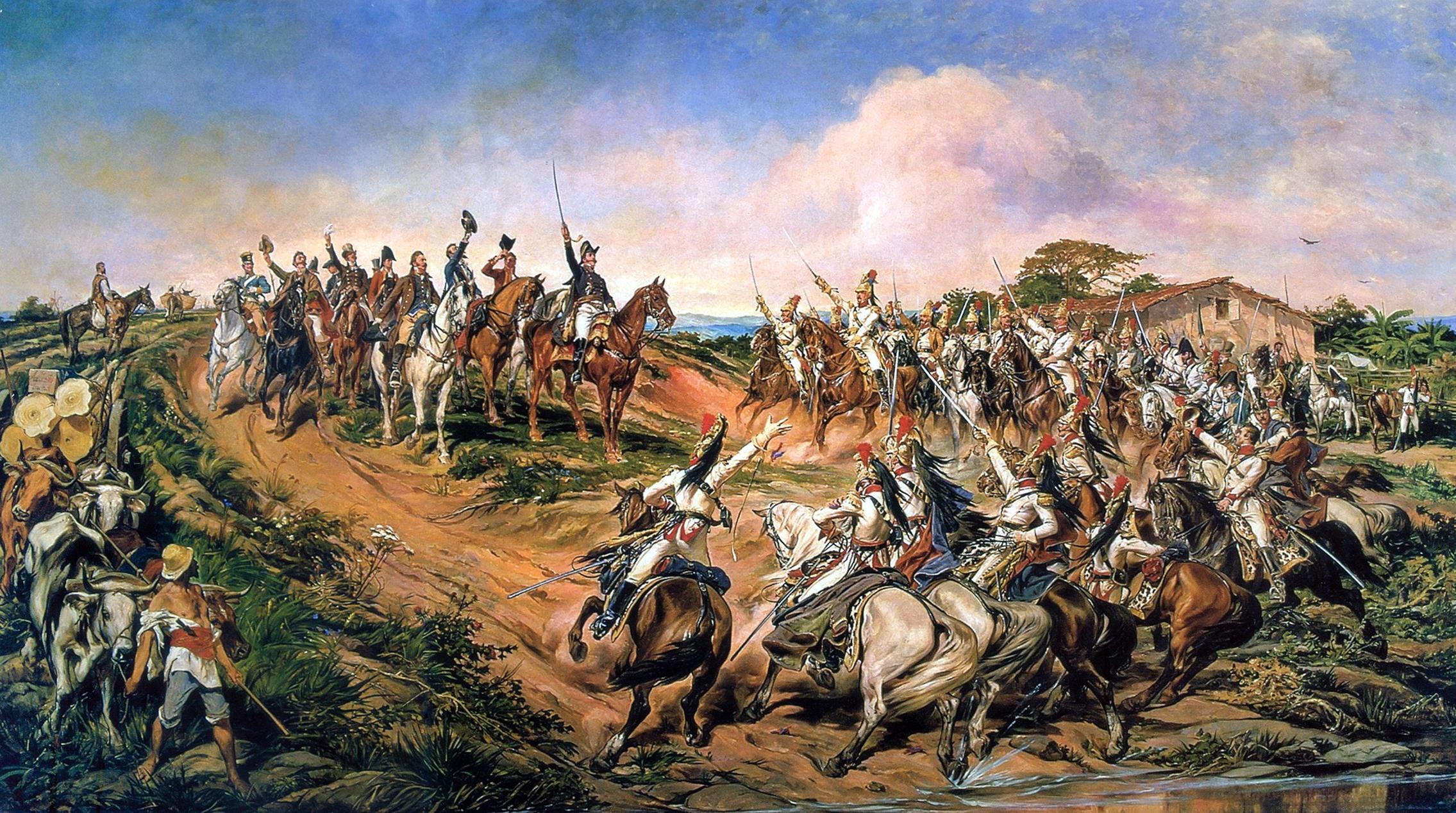 Independência do Brasill_1888